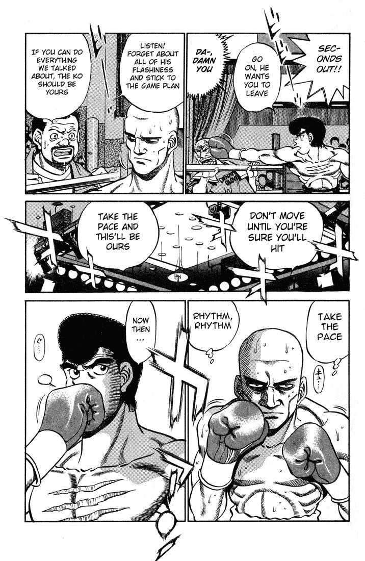 Hajime no Ippo 236 Page 3