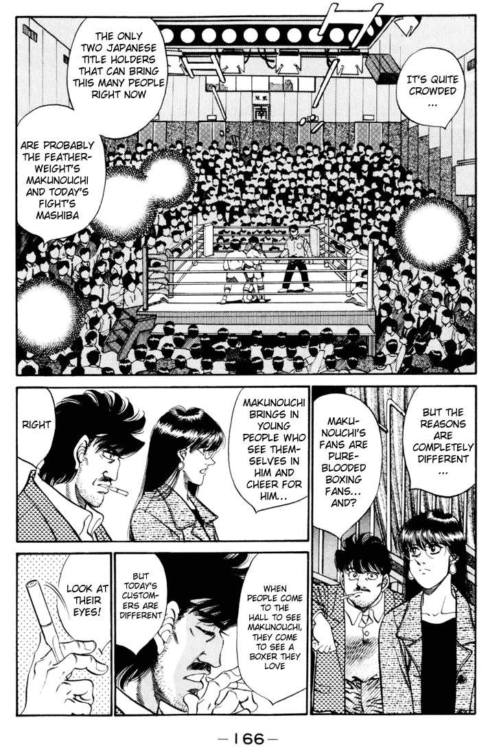 Hajime no Ippo 277 Page 4