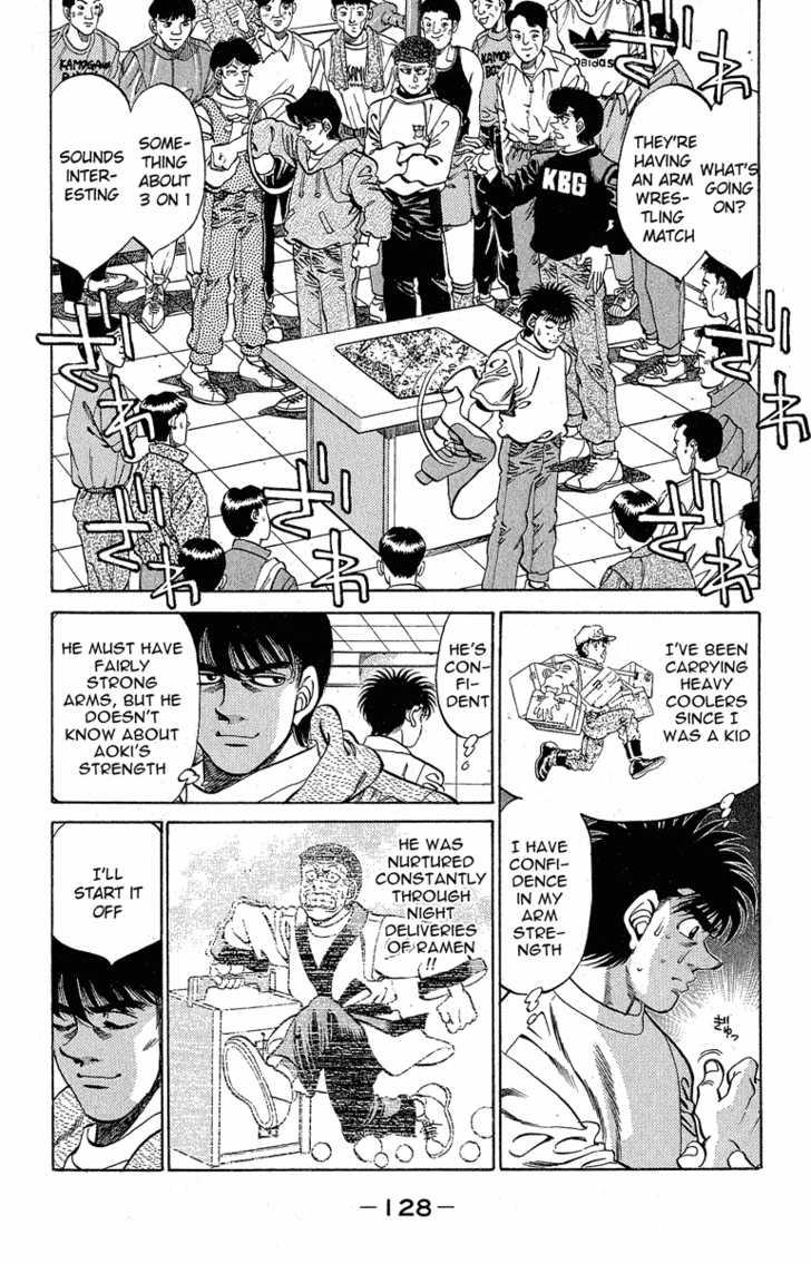 Hajime no Ippo 294 Page 4