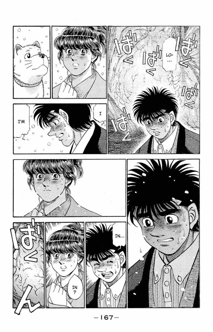 Hajime no Ippo 296 Page 3