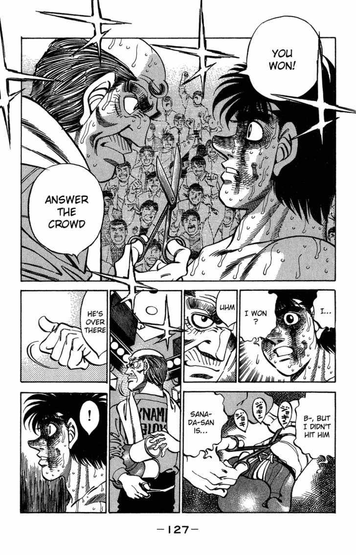 Hajime no Ippo 313 Page 3