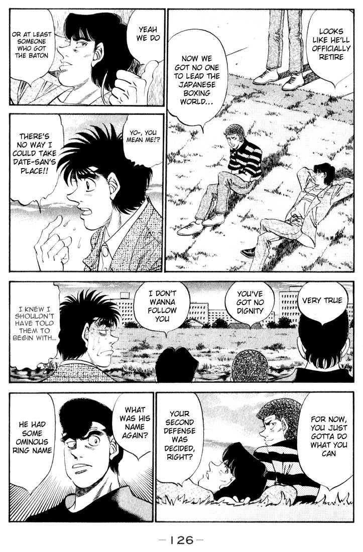 Hajime no Ippo 341 Page 2