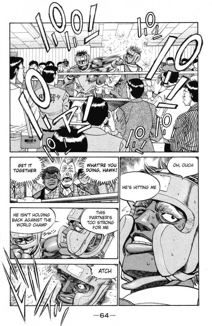 Hajime no Ippo 374 Page 2