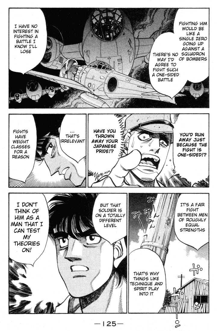 Hajime no Ippo 404 Page 3