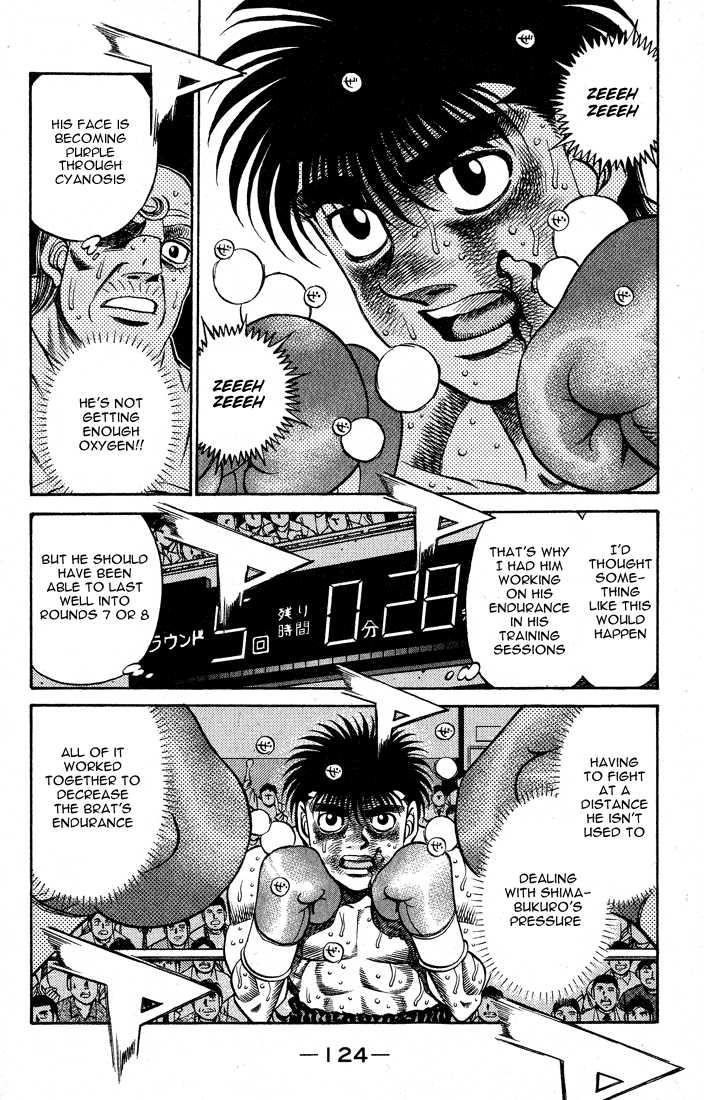 Hajime no Ippo 431 Page 2