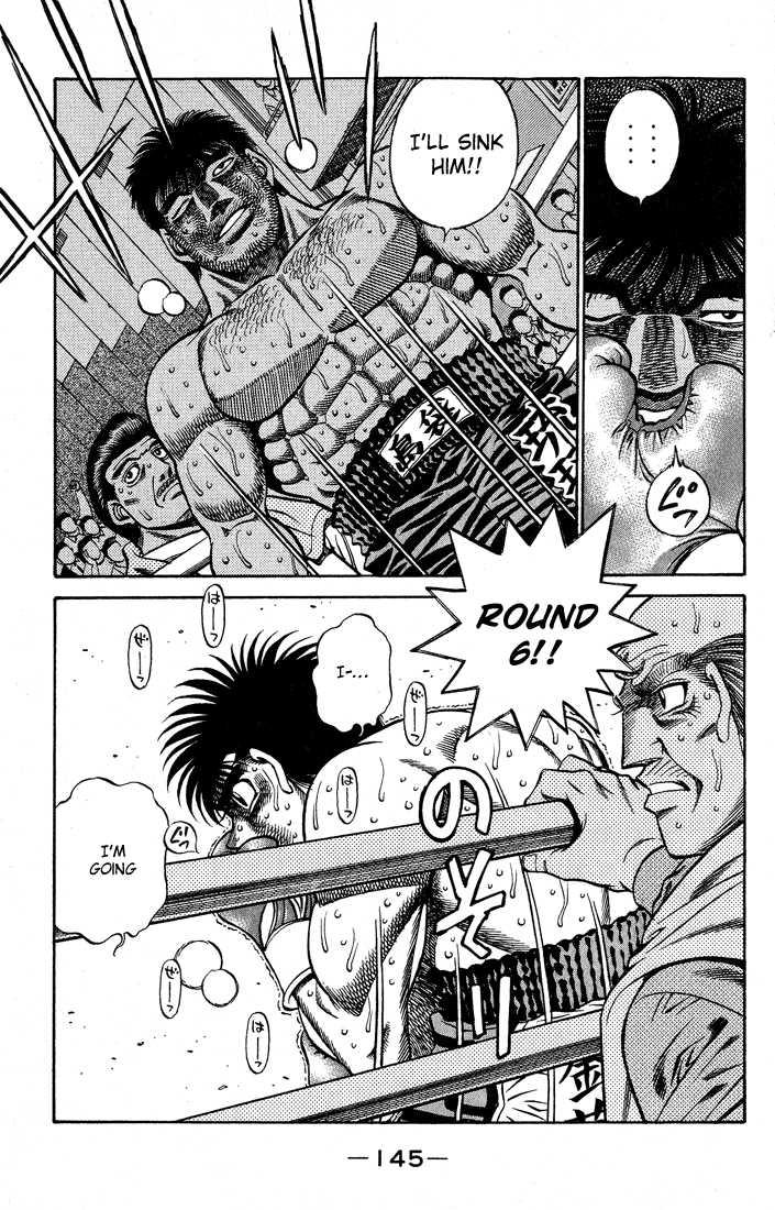 Hajime no Ippo 432 Page 3