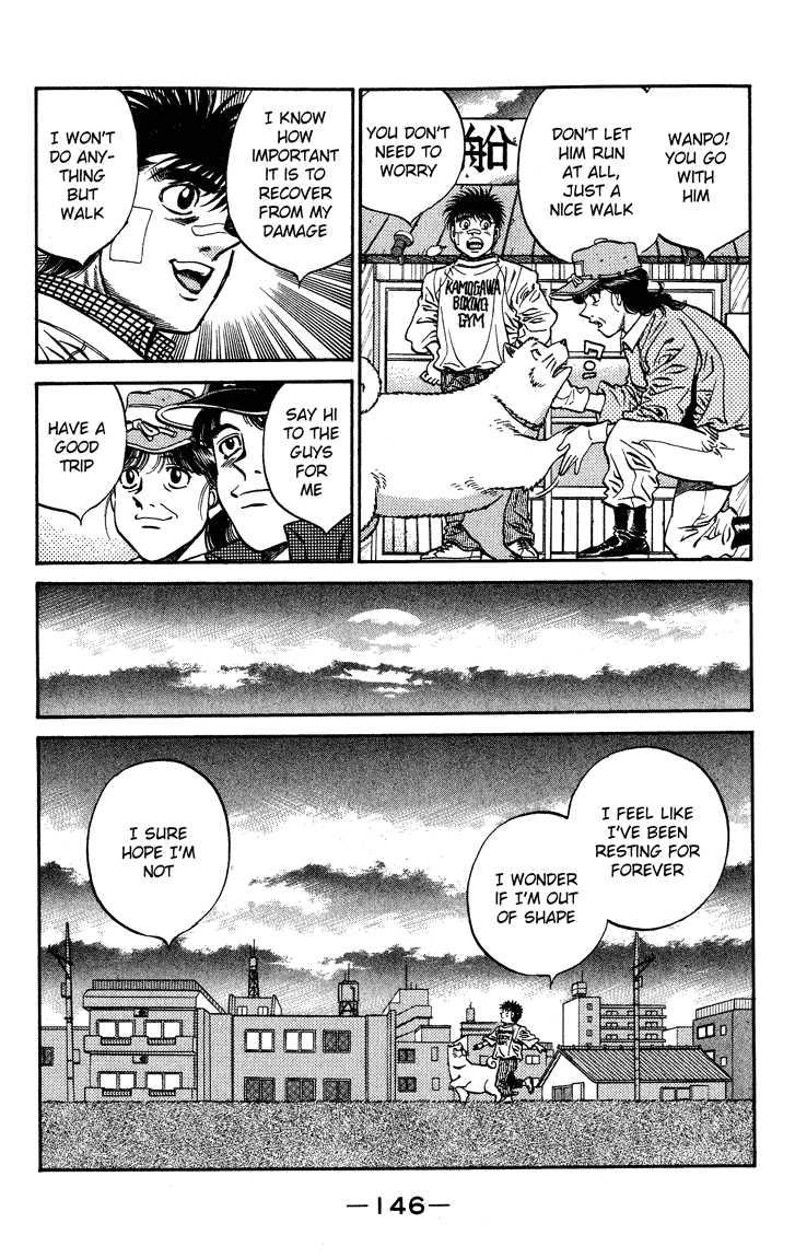 Hajime no Ippo 441 Page 2