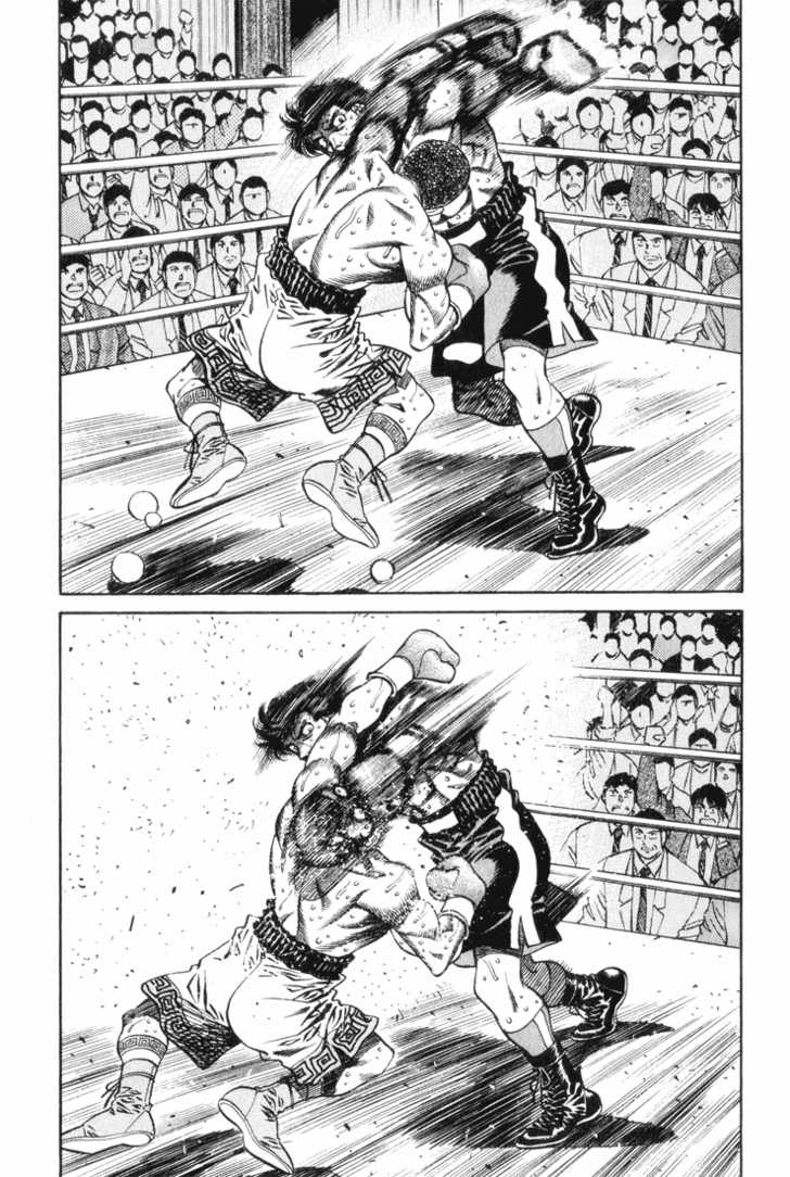 Hajime no Ippo 450 Page 2