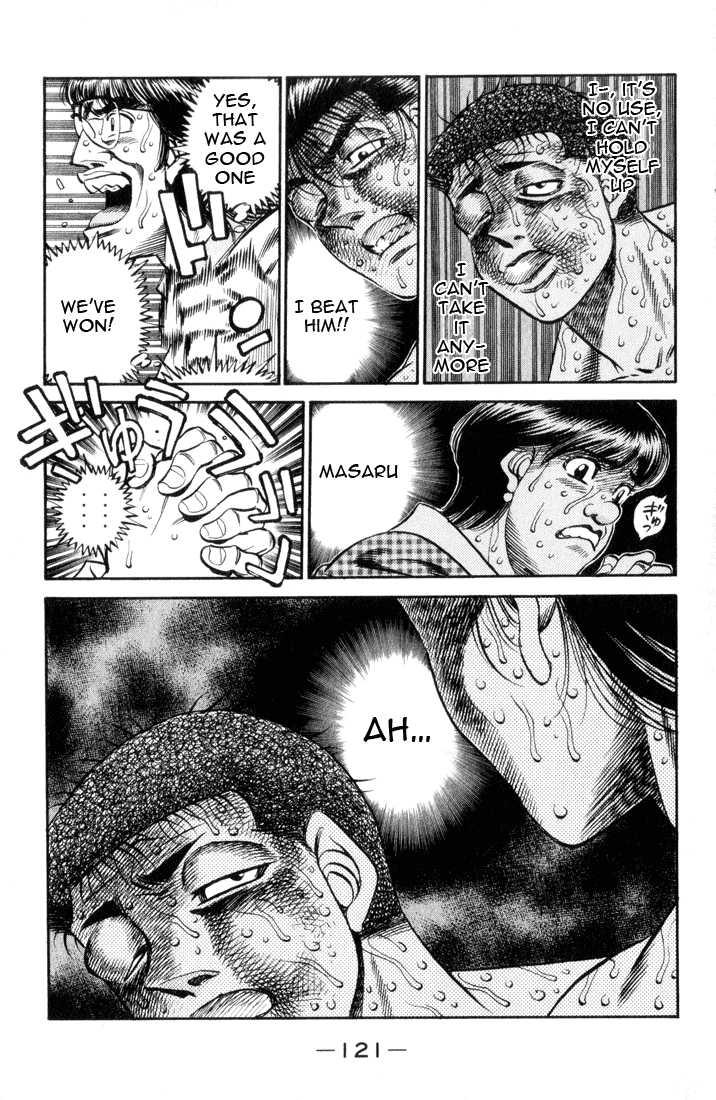 Hajime no Ippo 459 Page 3