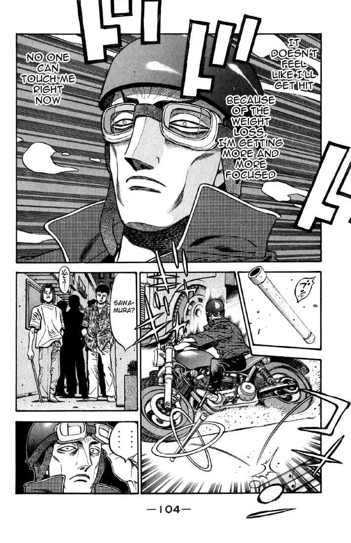 Hajime no Ippo 478 Page 2