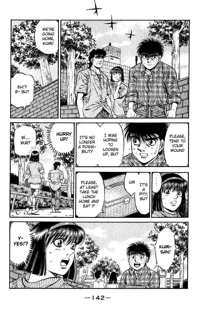 Hajime no Ippo 480 Page 2
