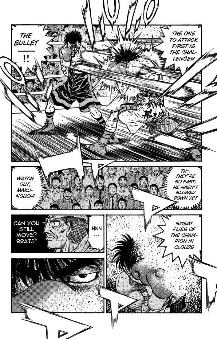 Hajime no Ippo 499 Page 2