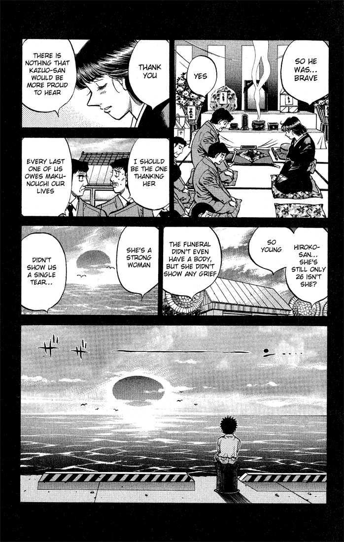 Hajime no Ippo 504 Page 3