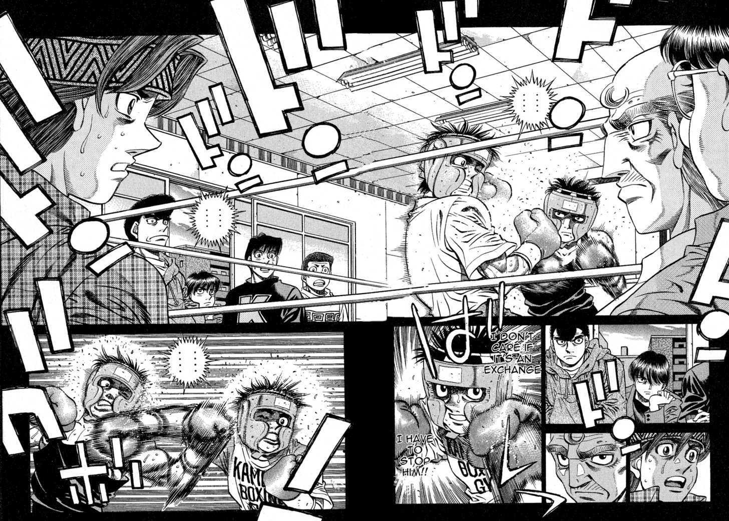 Hajime no Ippo 512 Page 2