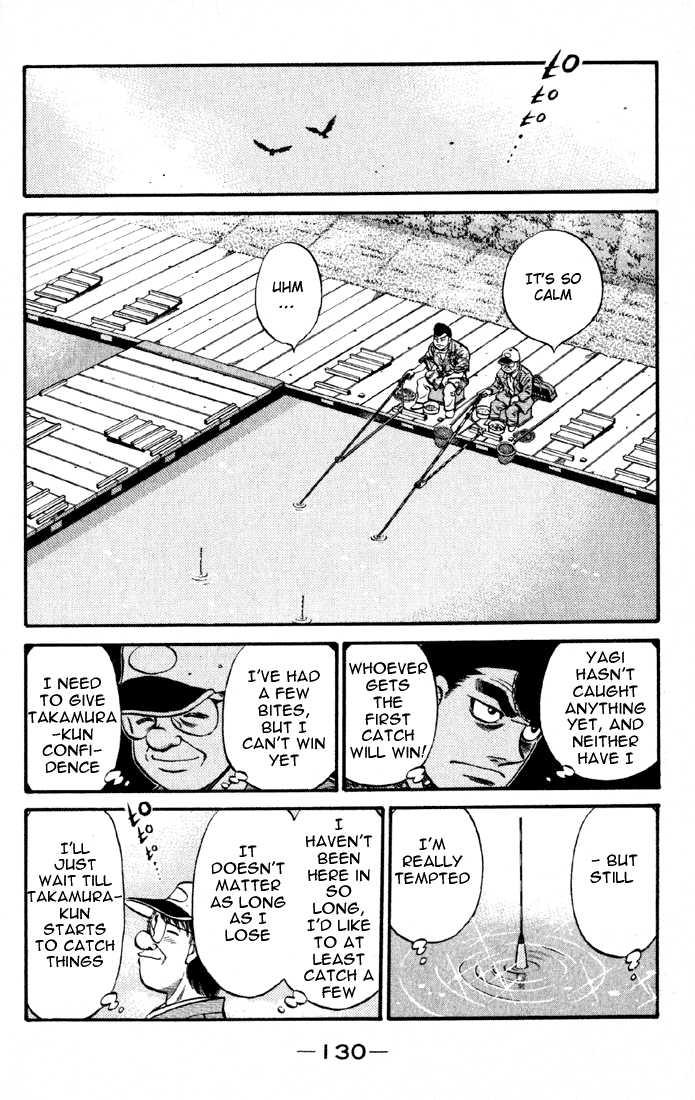 Hajime no Ippo 520 Page 2