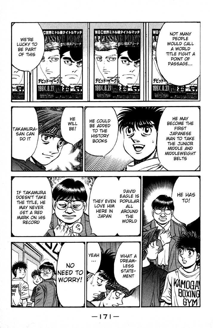 Hajime no Ippo 522 Page 3