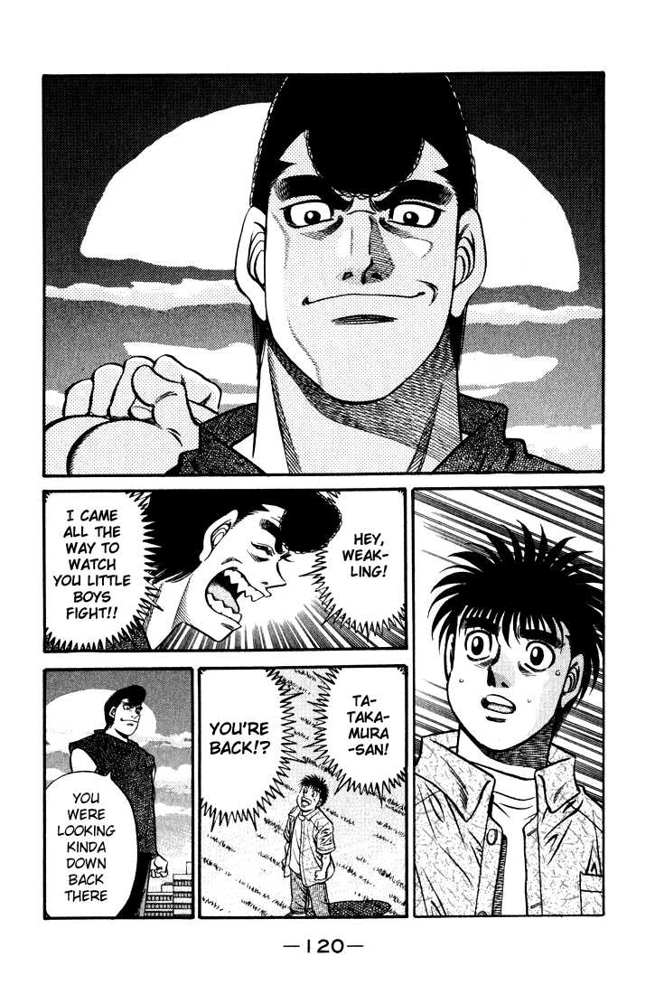 Hajime no Ippo 580 Page 2