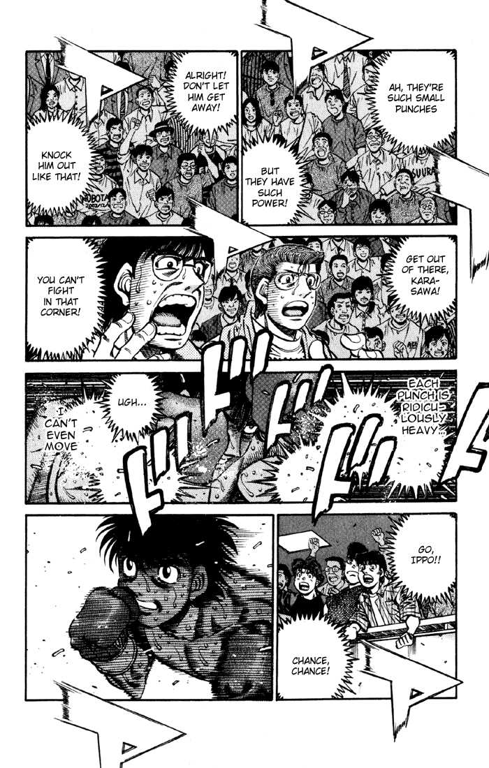 Hajime no Ippo 589 Page 2
