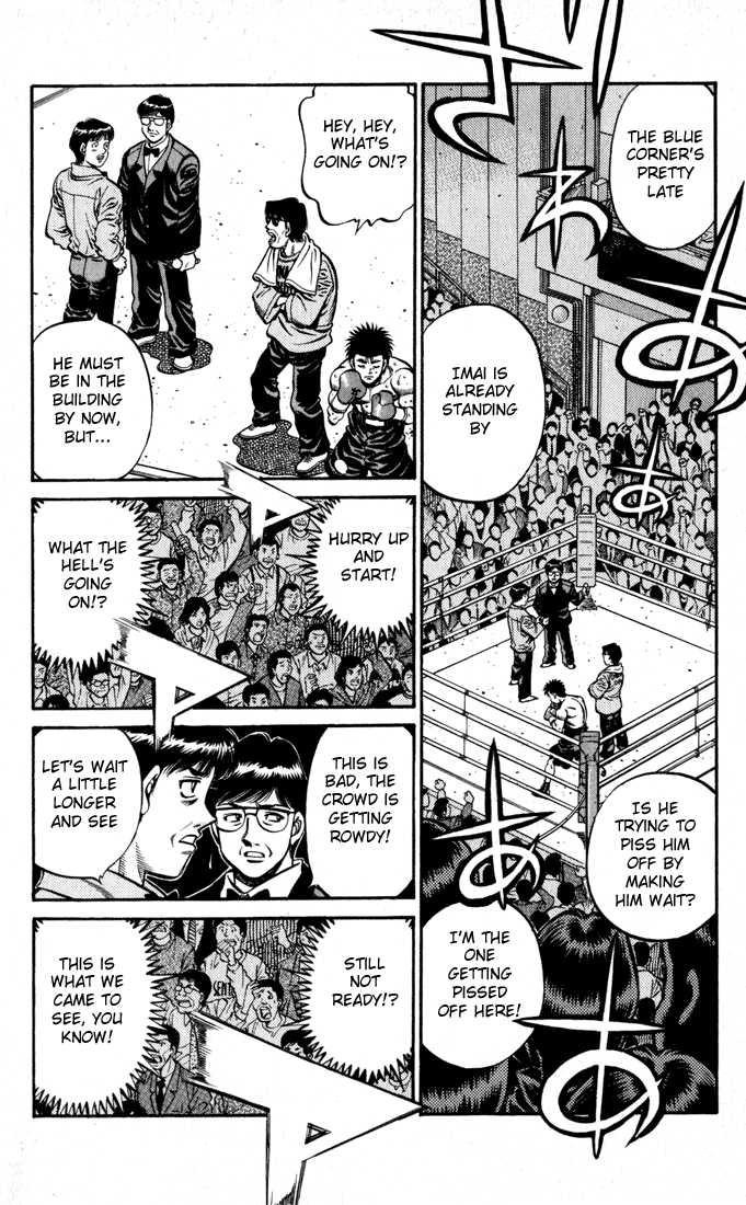 Hajime no Ippo 598 Page 2