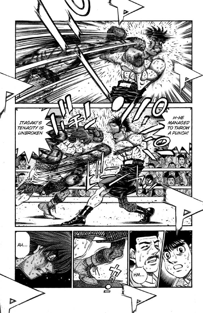Hajime no Ippo 610 Page 3