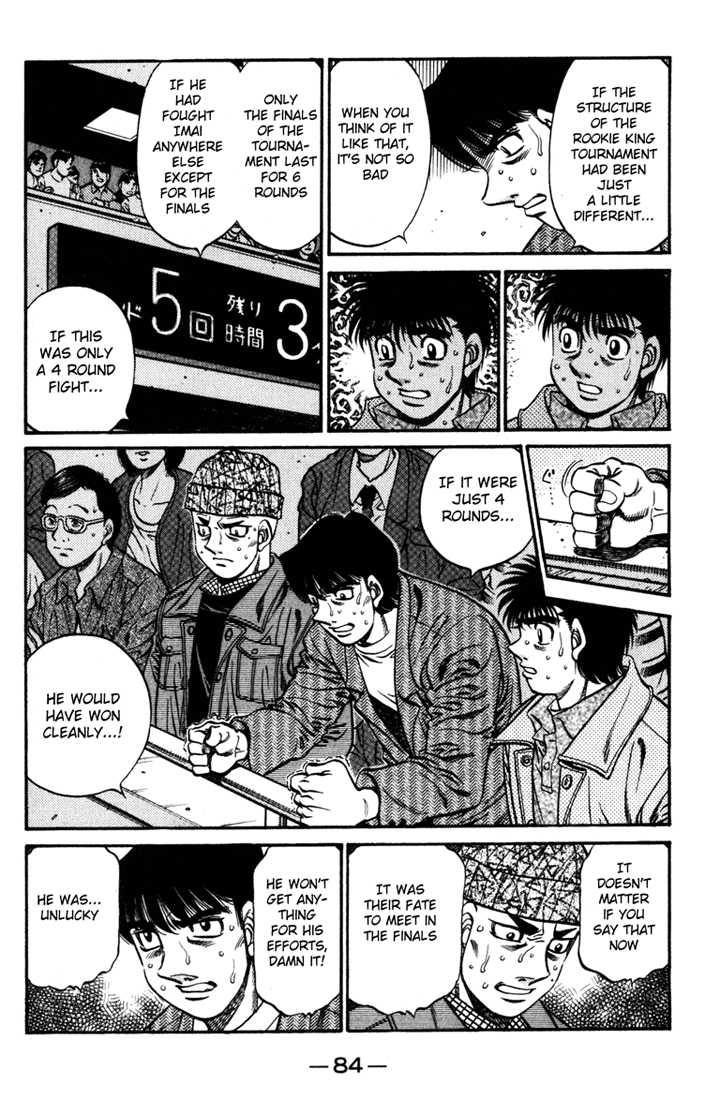 Hajime no Ippo 611 Page 2