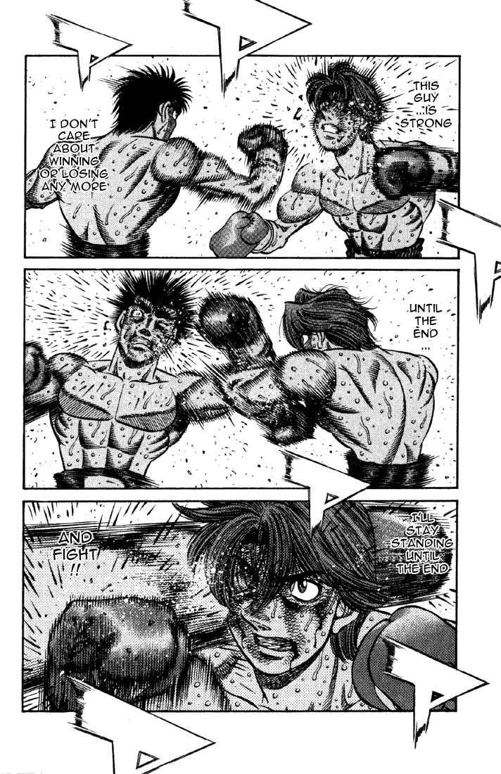 Hajime no Ippo 616 Page 2