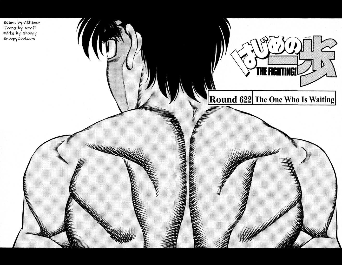 Hajime no Ippo 622 Page 2