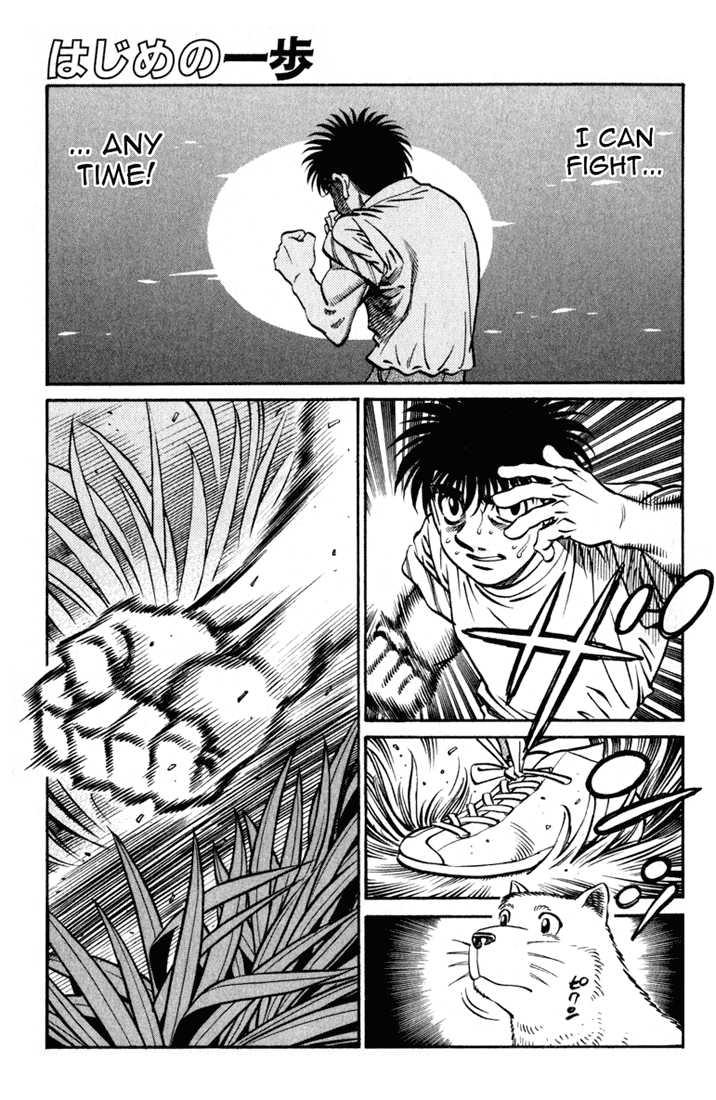 Hajime no Ippo 623 Page 1