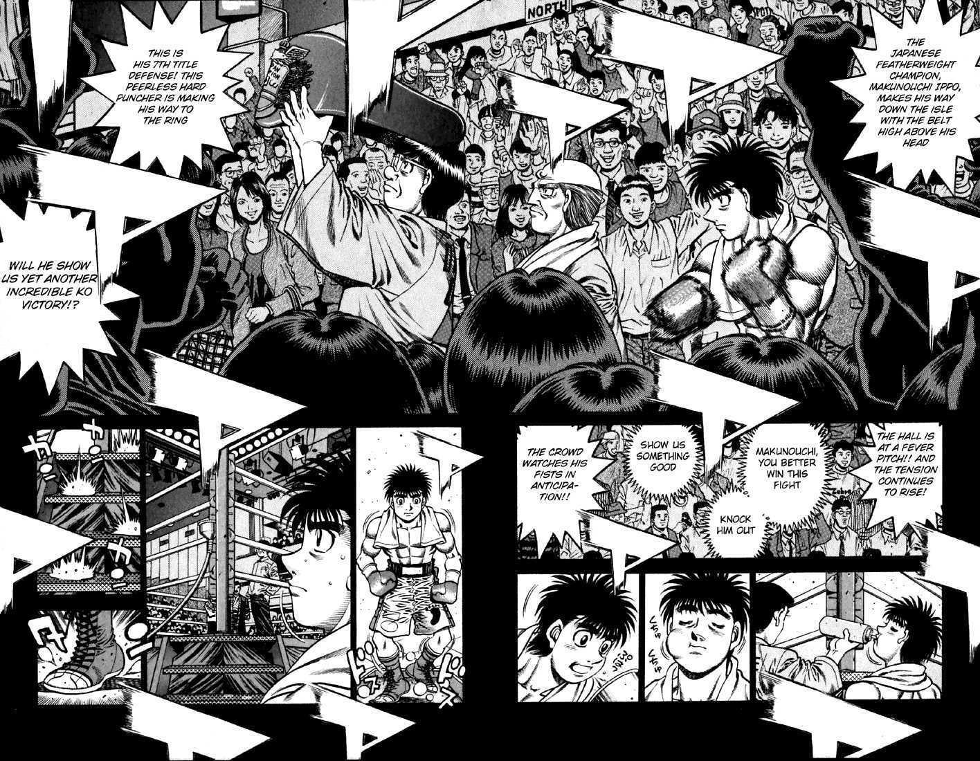 Hajime no Ippo 636 Page 2
