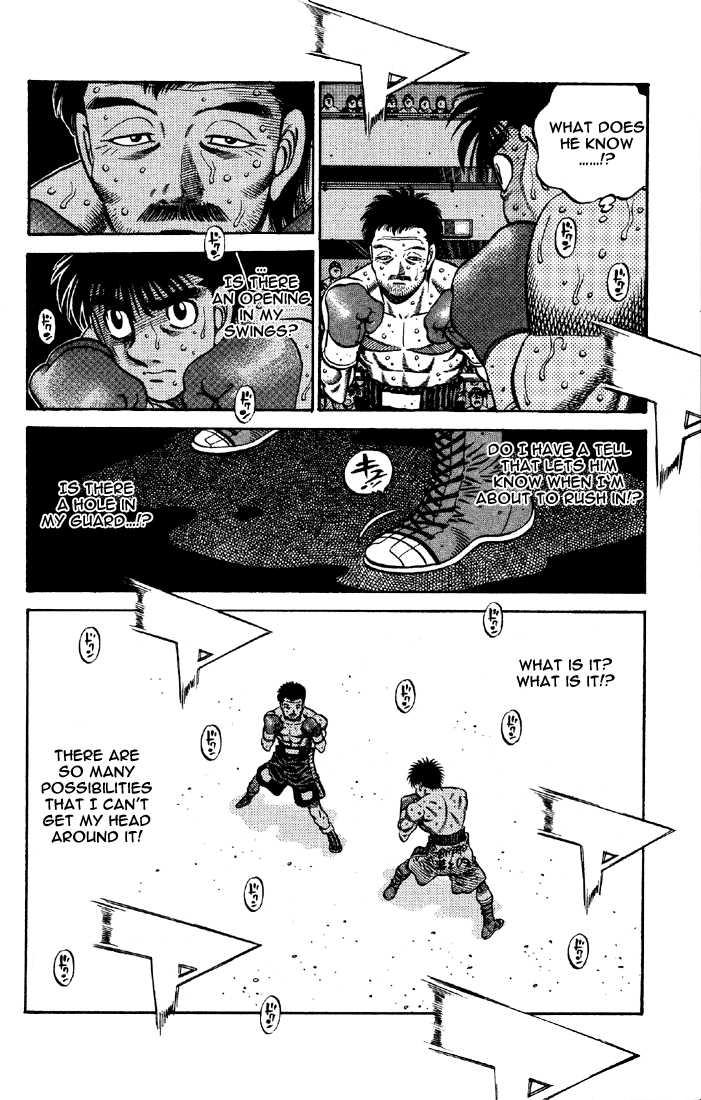 Hajime no Ippo 638 Page 4