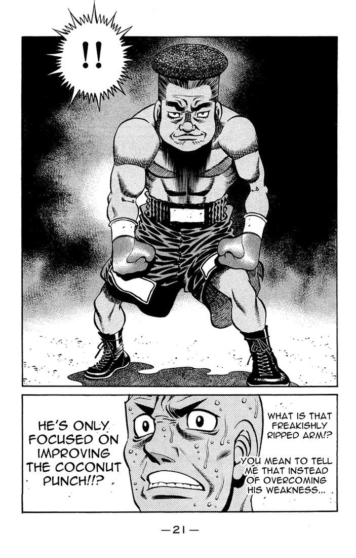 Hajime no Ippo 671 Page 3