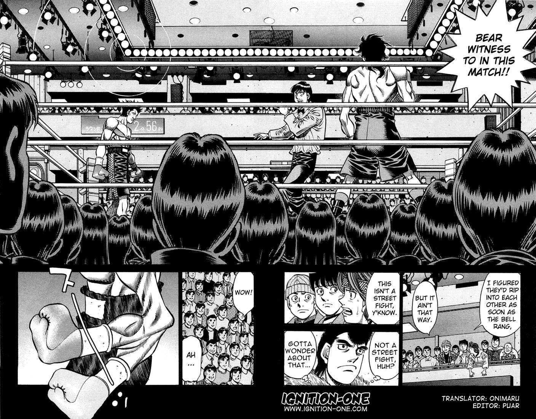 Hajime no Ippo 678 Page 2
