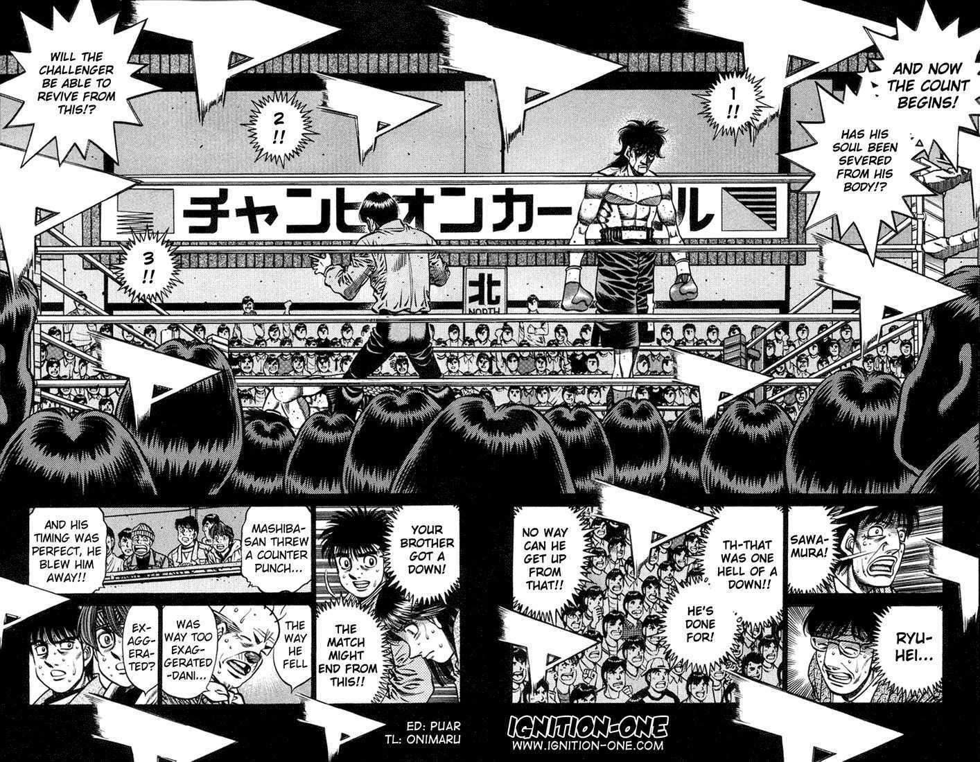 Hajime no Ippo 684 Page 2