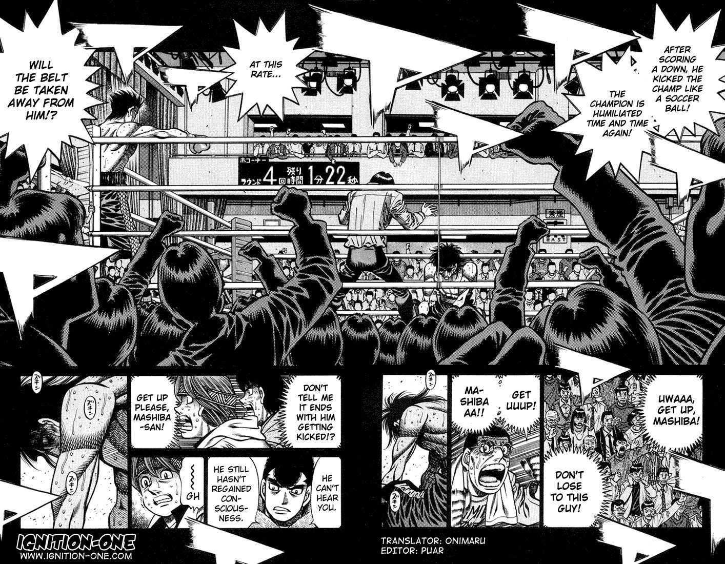 Hajime no Ippo 687 Page 2