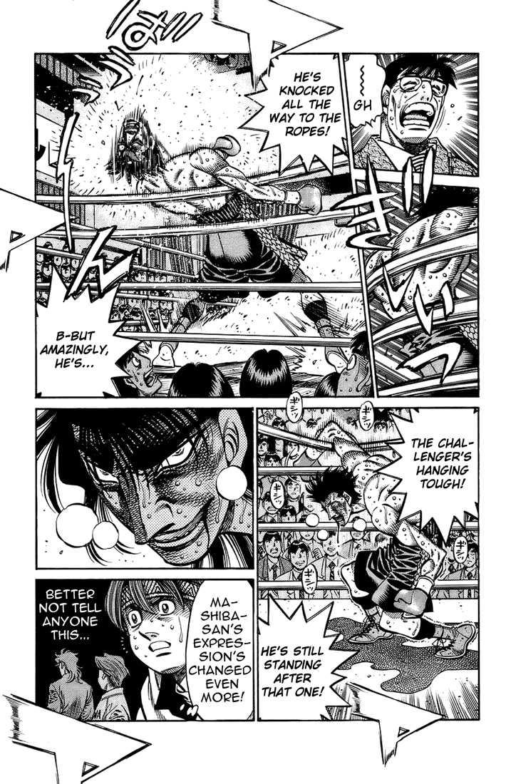 Hajime no Ippo 693 Page 3