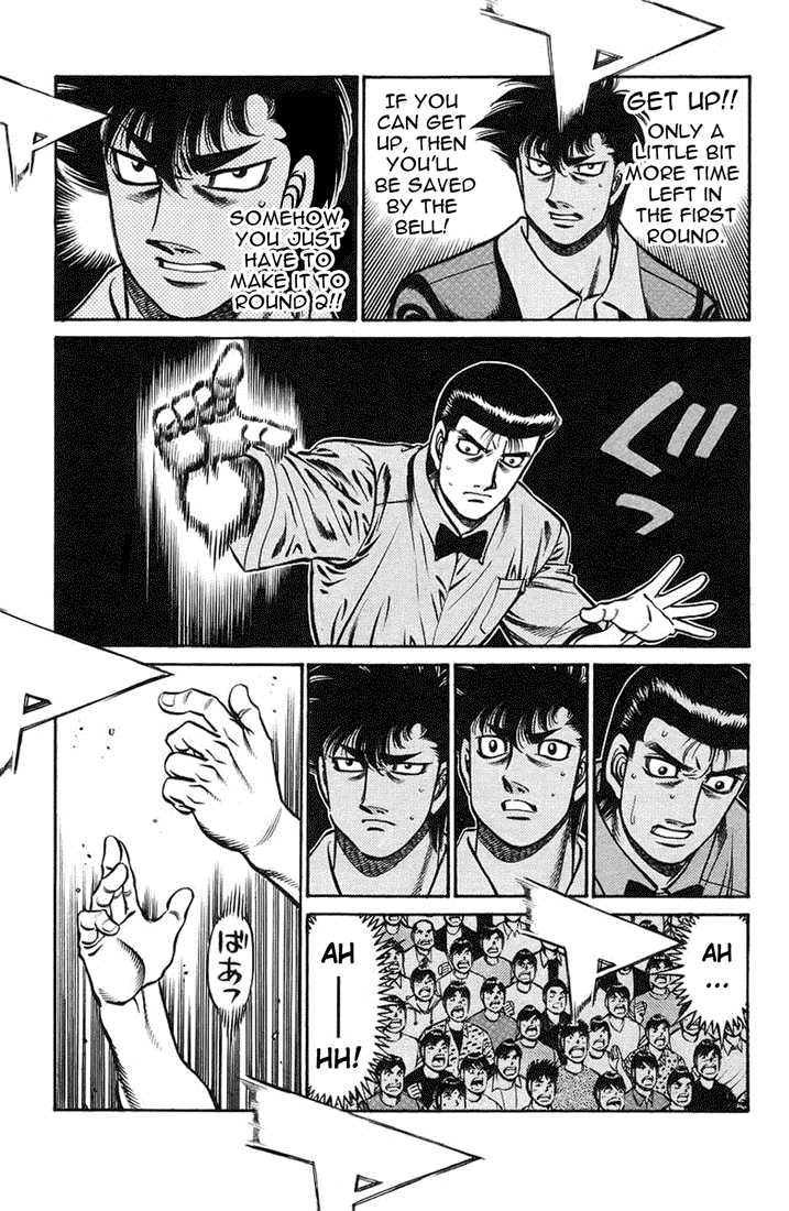 Hajime no Ippo 717 Page 3
