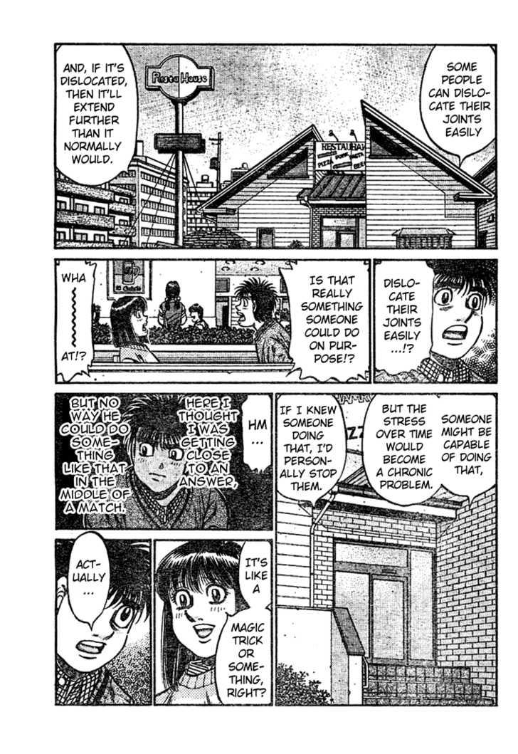 Hajime no Ippo 762 Page 3