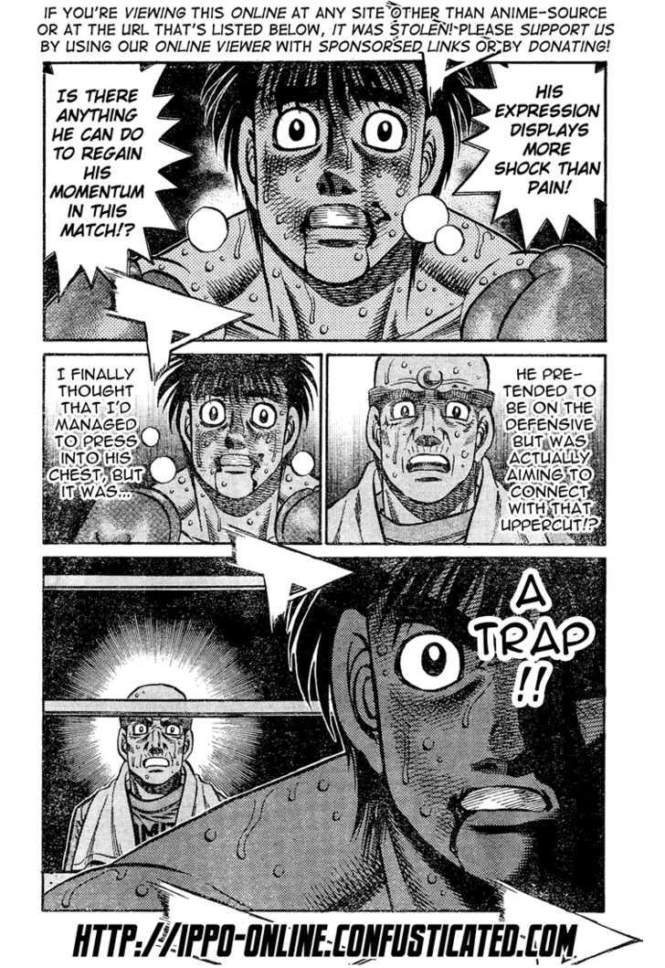 Hajime no Ippo 777 Page 2