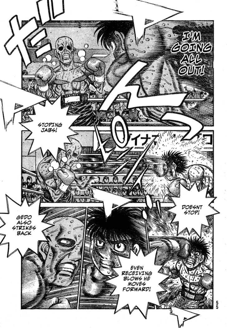 Hajime no Ippo 789 Page 3