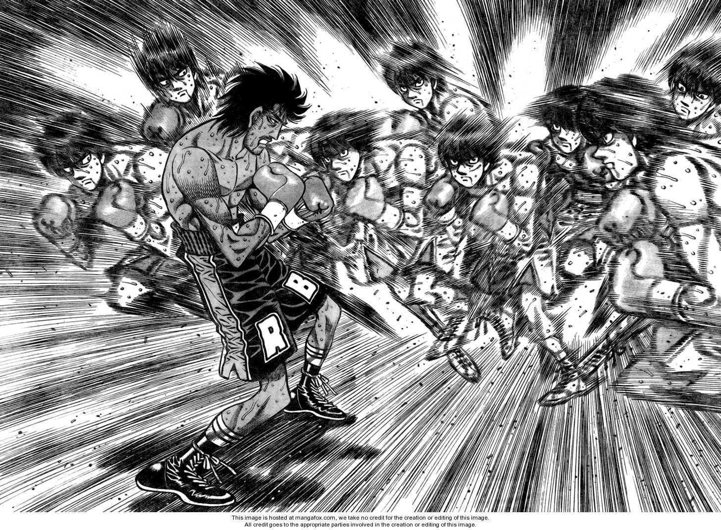 Hajime no Ippo 831 Page 2