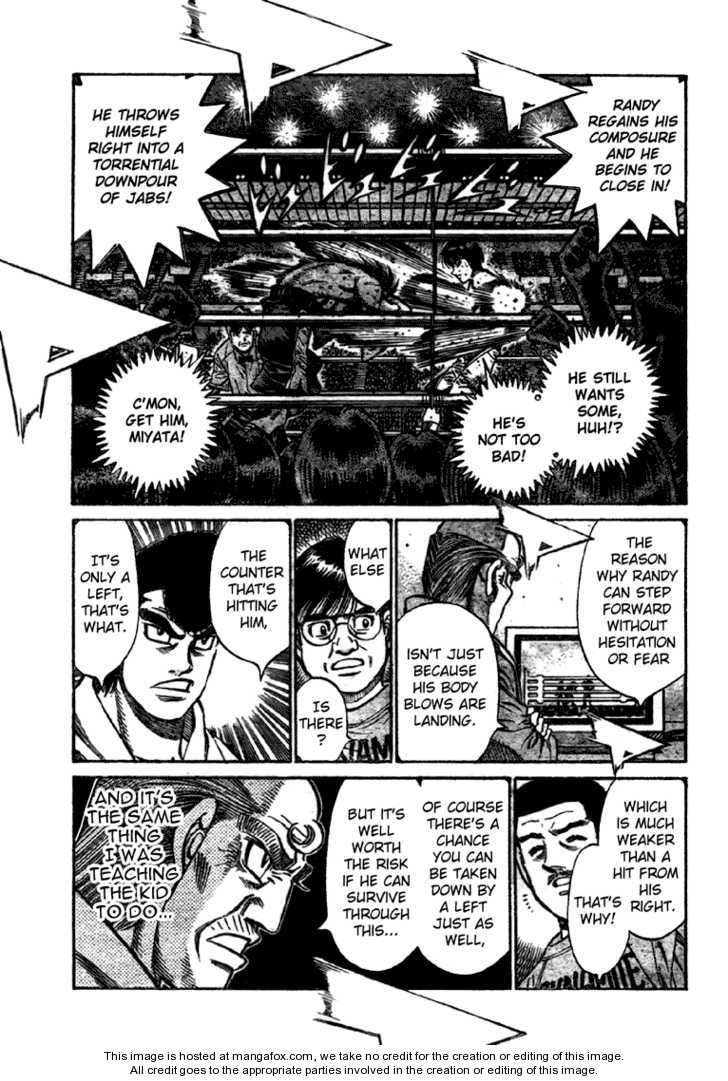 Hajime no Ippo 835 Page 3