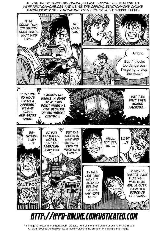 Hajime no Ippo 842 Page 3