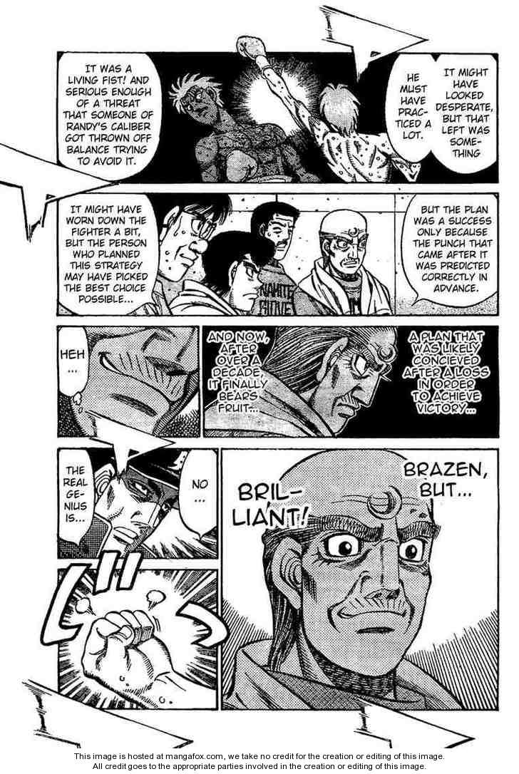 Hajime no Ippo 845 Page 3