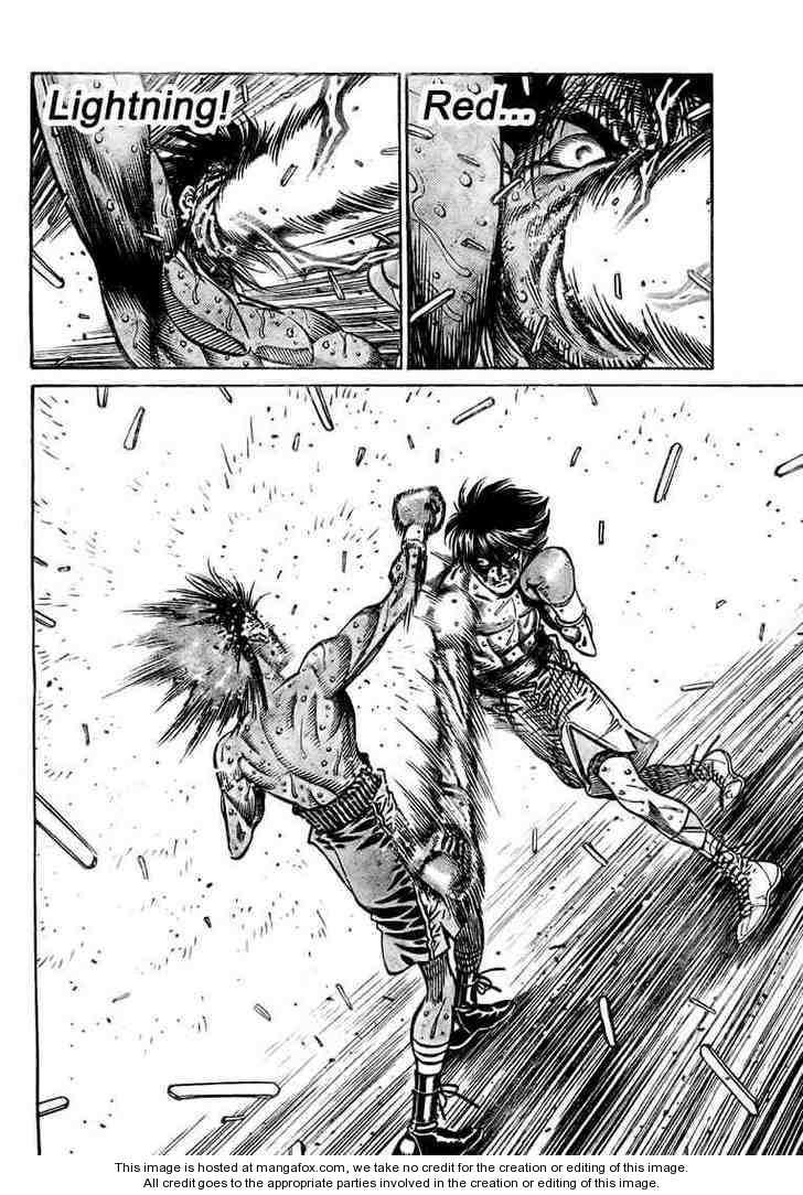 Hajime no Ippo 846 Page 3