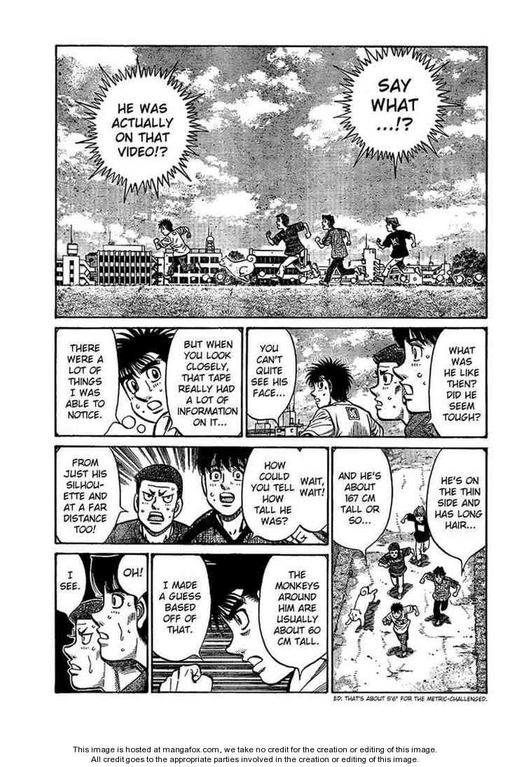 Hajime no Ippo 858 Page 3