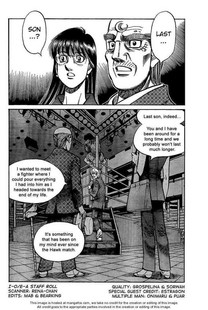 Hajime no Ippo 864 Page 2