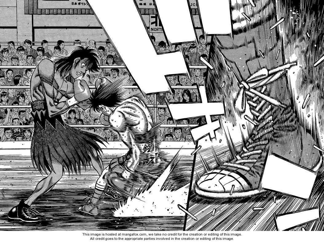 Hajime no Ippo 867 Page 2