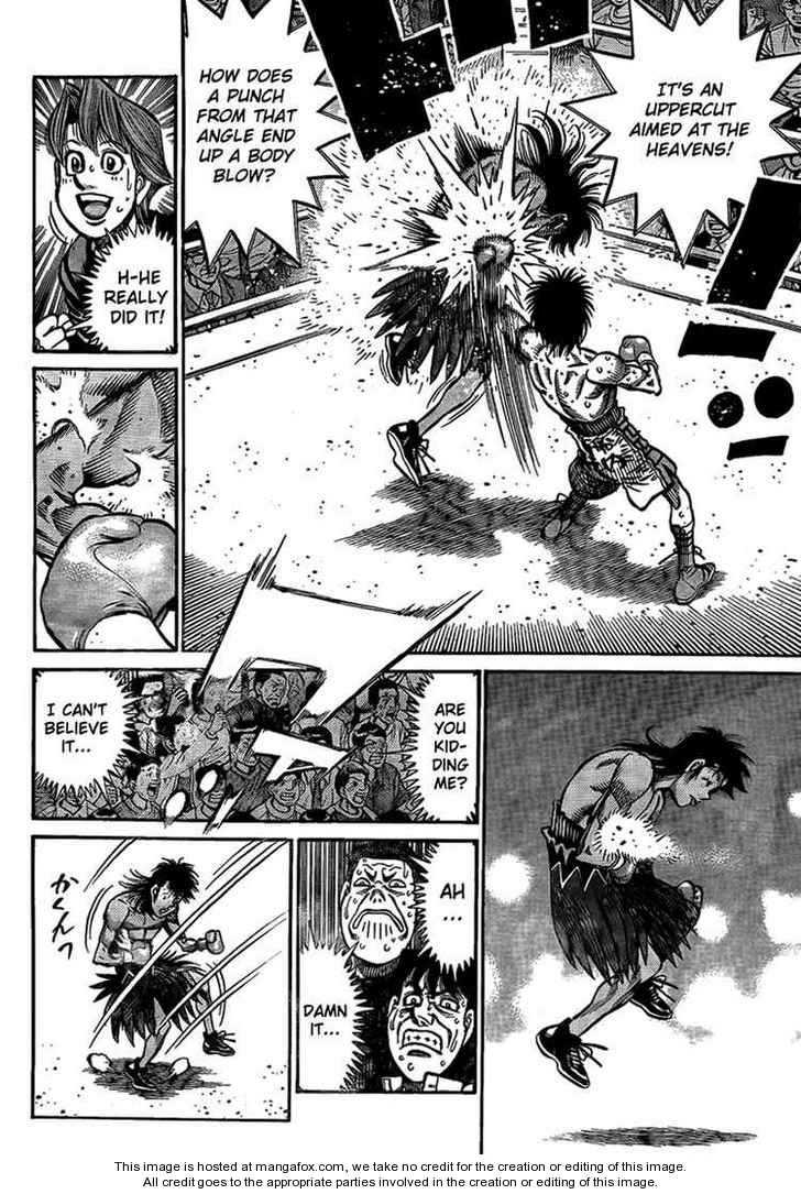 Hajime no Ippo 876 Page 2