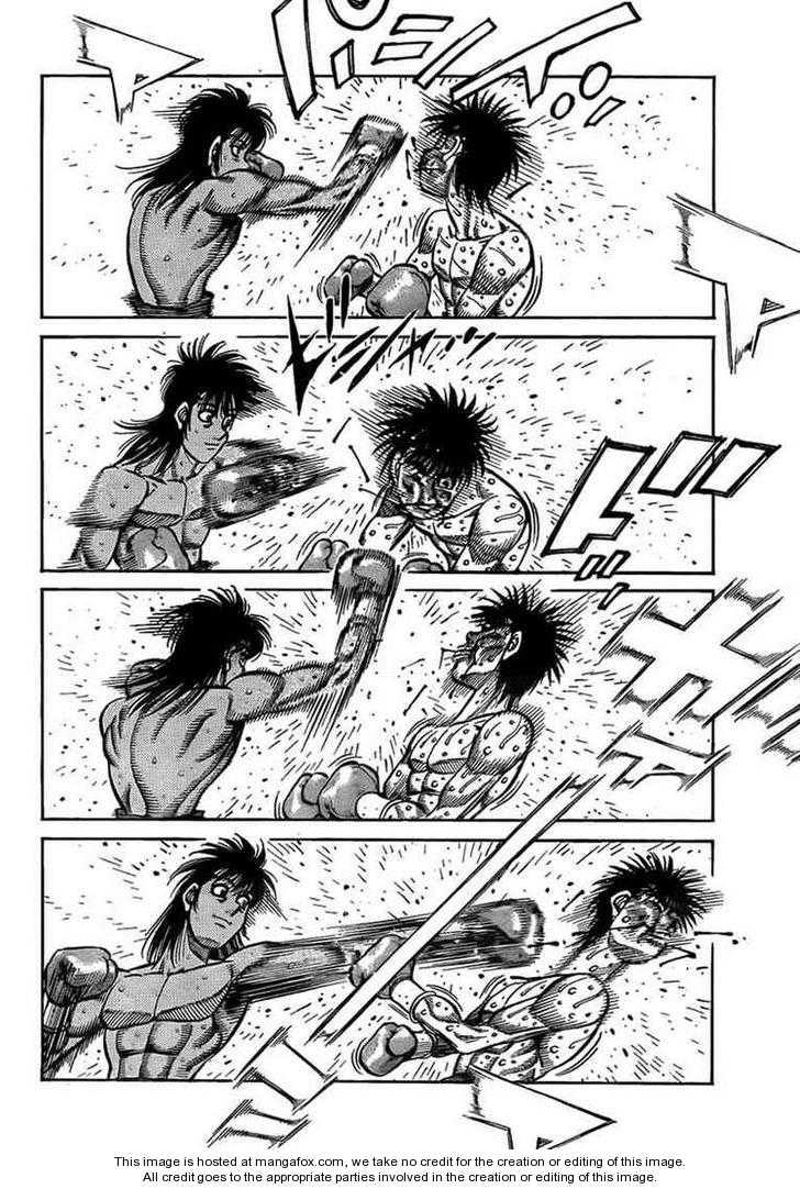 Hajime no Ippo 882 Page 2