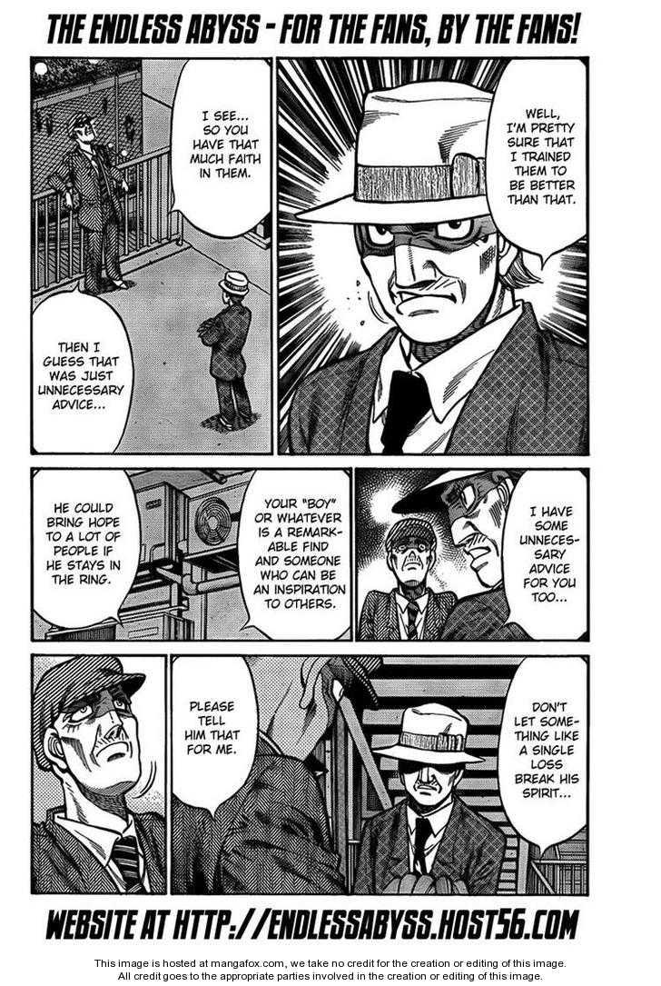 Hajime no Ippo 896 Page 4